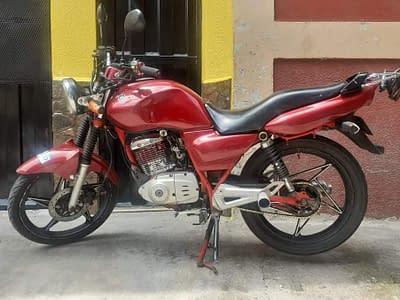 Vendo Moto GN125