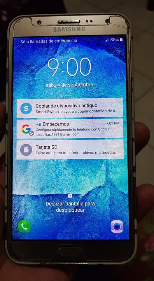 Samsung Galaxi J7 DUOS