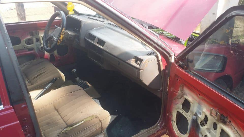 Vendo Nissan sentra