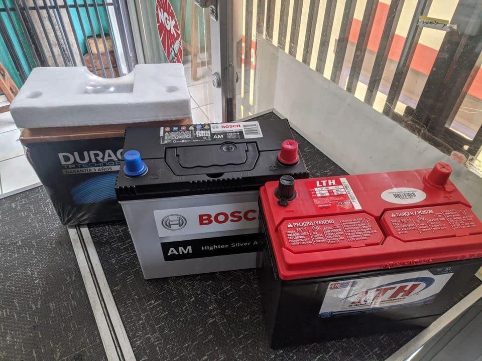 Baterías para carro a excelentes precios!! Desde L. 1,500!!