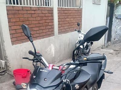 Moto gixxer