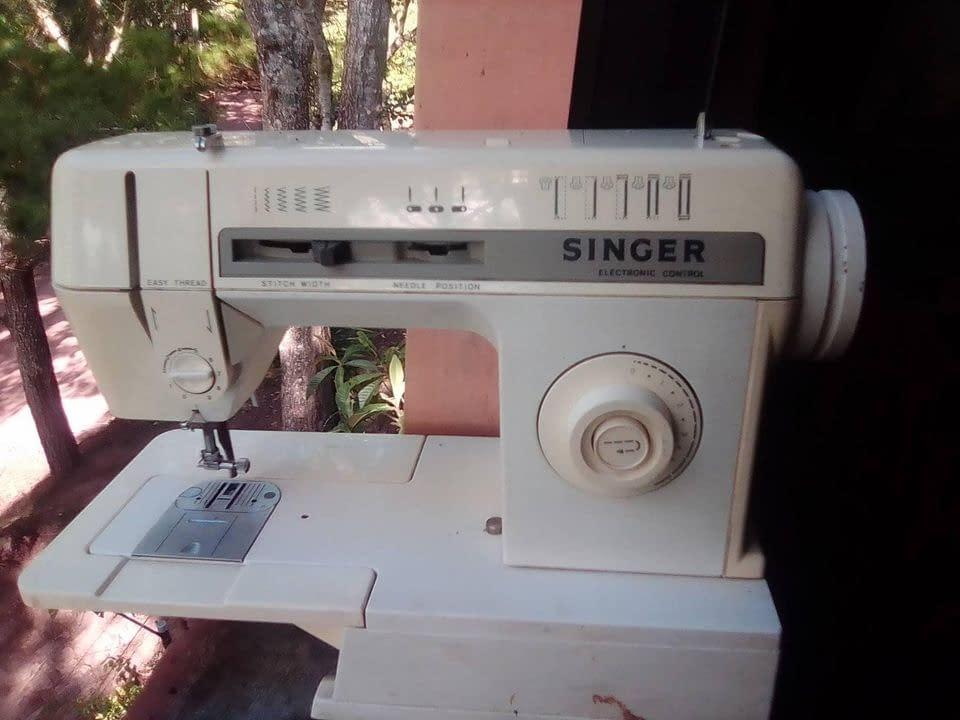 Singer Multipuntadas