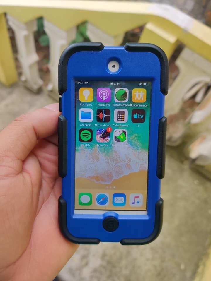 iPod 6ta Generacion