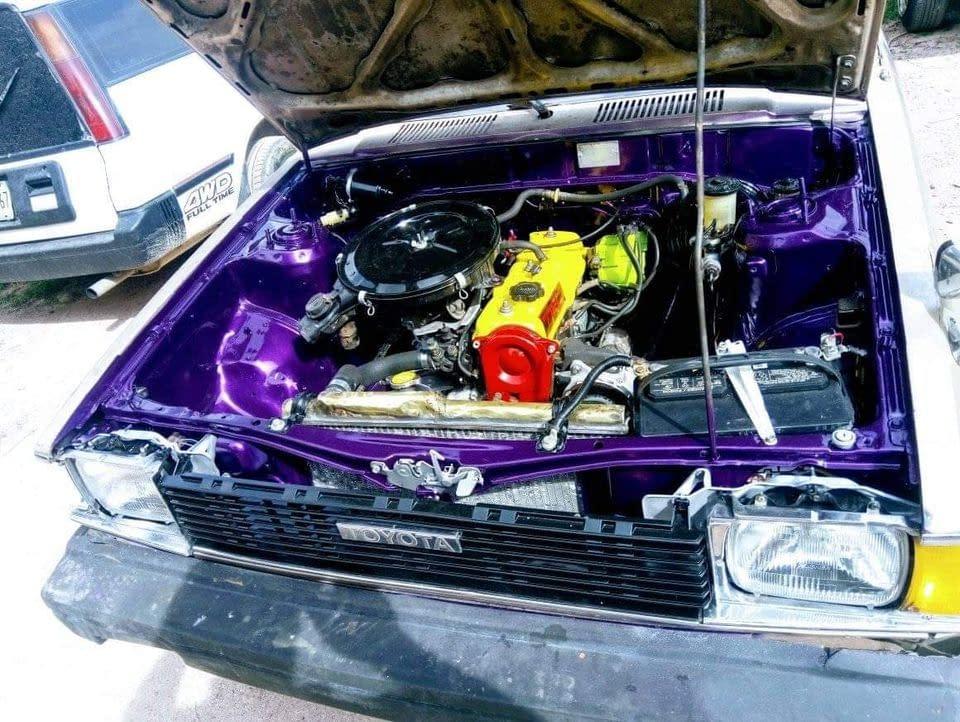 Auto Toyota corrolla año 83 5 cambios motor caja dirección exelente