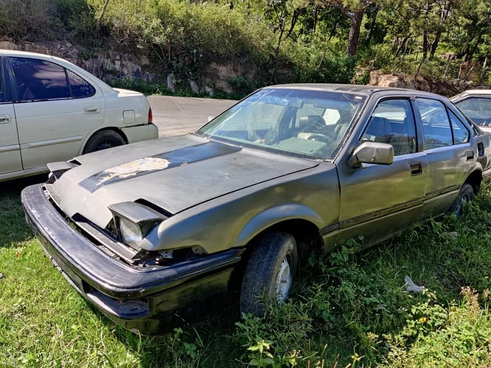 1986 Honda acura integra