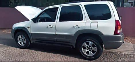 GANGAAAA CHULO MAZDA TRIBUTE 2002,GANGAA