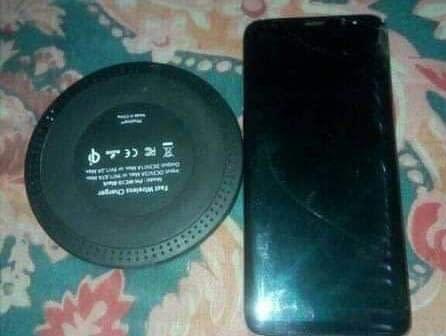 Samsung S8 normal vendo o cambio por otro