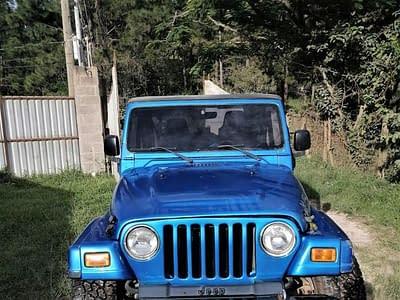 En venta Jeep Wrangler