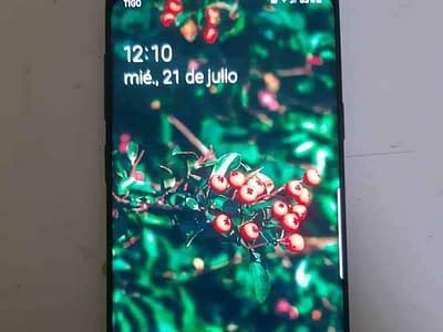 Placa de s9+ pantalla con fallo