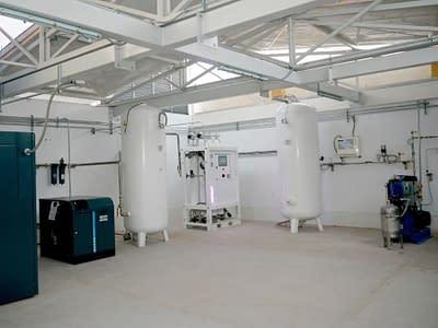 venta de plantas generadoras de oxigeno